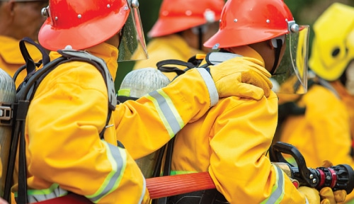 Fire Department IT Case Study - VoIP and Managed IT for Fire Departments