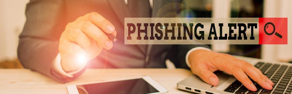 Coronavirus Phishing Scam
